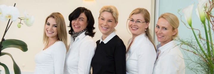 Unsere Fachkosmetikerinnen