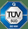 TÜV Siegel ISO 9001
